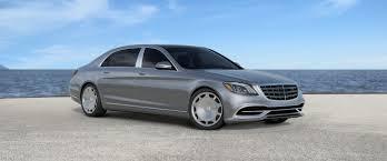 Build Your 2018 Mercedes-Maybach S 560 4MATIC Sedan | Mercedes-Benz