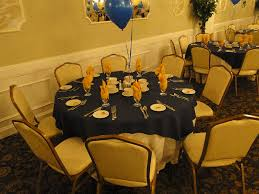 Blue And Gold Table Setting Table Setting Blue And Gold University Of Delawares Colorsjpg