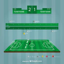 soccer field templates soccer field vector free download