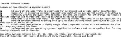 Resume Formatting Should It Be Pretty Or Creative The Prepary
