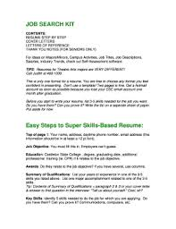 Combination Resume Sample Forms And Templates Fillable Printable