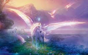 Real Unicorns Wallpapers - Wallpaper Cave