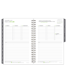 Planner 5 The 5 Choices Weekly Wire Bound Planner Franklincovey