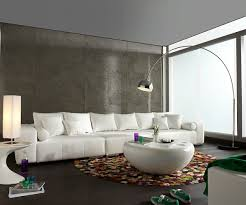 Silver And White Living Room Living Room Fascinating Silver Arch Lamp As Standing Lamps For
