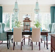 5 1 mismatched chairs in kitchen dining room