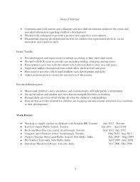 Nursery Teacher Resume Sample Nursery Teacher Assistant Cv