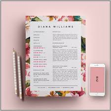 Cute Resume Templates Custom Cute Resume Templates Vintage Cute Resume Templates Sample Resume