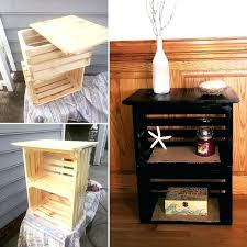 wooden crate end table your f s s wooden crate coffee table for wooden dog crate table wooden crate end table
