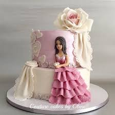 Princess Cake By Couturecakesbyolga Cakes Cake Decorating