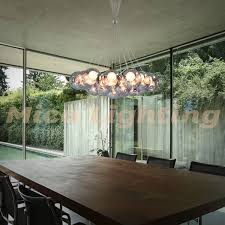 the berly15 19 light pendant is a replica of the omar arbel bocci 28 19 series