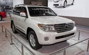 2012 Chicago Auto Show: 2013 Toyota Land Cruiser Photo & Image Gallery