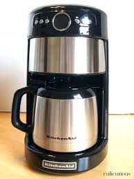 kitchenaid coffee makers maker with thermal carafe brewer review pour over kcm0802 kitchenaid coffee espresso maker