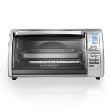 Best Under Cabinet Toaster Oven Amazoncom Black Decker Cto6335s 6 Slice Digital Convection