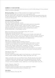 Sales Project Coordinator Resume Template Templates At
