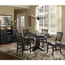 home styles arts crafts 5 piece dining set black find this pin and more on home kitchen dining room