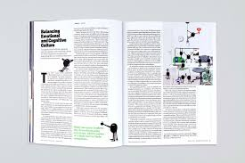 wharton magazine new at pentagram essay in the ideas section