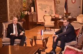 Image result for dragan covic i milorad dodik fotos