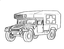 highest army vehicles coloring pages truck free library