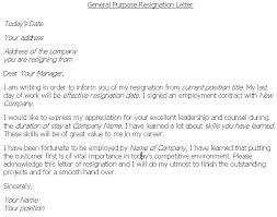 good letter of resignation resignation format resignation letter format resignation letter