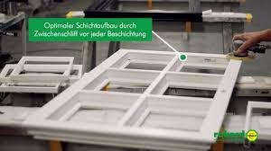 Rekord Fenstertüren Industrieroboter Lackieranlage Rekord