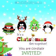 Funny Christmas Invitation Wording Funny Party Invitation Wording