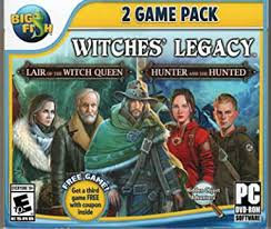 Teen | by legacy games. Amazon Com Witches Legacy Lair Of The Witch Queen Hunter The Hunted Hidden Object Pc Game Video Games
