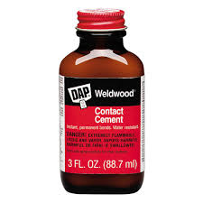 original contact cement