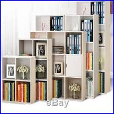 Wooden bookcase furniture storage shelves shelving unit Iron 4579 Cube White Wooden Bookcase Bookshelf Shelving Display Storage Shelf Wooden Shelving Unit 4579 Cube White Wooden Bookcase Bookshelf Shelving Display