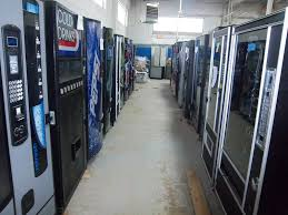Vending Machine Warehouse Awesome Hriusedvendingmachinessaleswarehouse HRI Vending Machines