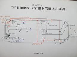 1964 wiring installing new converter and fuse panel airstream Breaker Box Wiring Diagram Airstream Argosy click image for larger version name 1404 trailer wiring diagram jpg views 1596