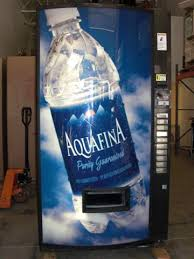 Bottled Water Vending Machine