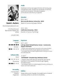 Free Resume Online Editor