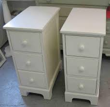 ... Large Size of Storage Cabinets:elegant Long Narrow Cabinet Mens  Nightstand Thin Bedside Table Unique ...