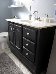 involved repaint bathroom vanity top