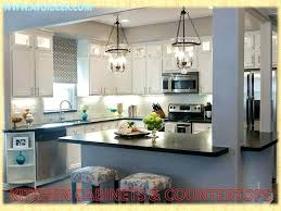 hanstone quartz countertop thickness kitchen perfect with bar stools full size of new cabinets and s