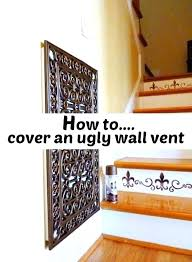 wall register cover decorative register covers interior design vent wall heating decorative wall return air register covers decorative wall vent covers home