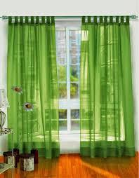 modern curtain ideas for living room. modern curtain ideas: green organza curtains in the living room ideas for