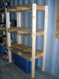 great for storage in a garage.or you could dress it up a little with paint  etc to use it.pinned to