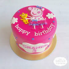 Peppa Pig Birthday Cake 12 Cute Peppa Pig Birthday Cake Designs