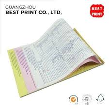 receipt book printing custom carbonless receipt books invoice book triplicate invoice