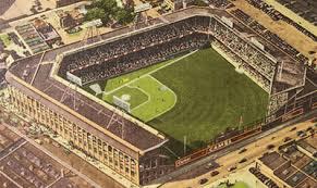 Ebbets Field Seating Chart Ebbets Field Historical Analysis By Baseball Almanac