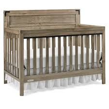 Hanley By Westwood Design Fisher Price Paxton 4 In 1 Convertible Crib Vintage Gray