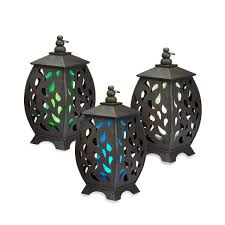 bed bath and beyond outdoor lighting lilianduval