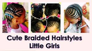 Braids For Little Black Girl Hair Style cute braided hairstyles for little black girls 2016 youtube 5683 by wearticles.com