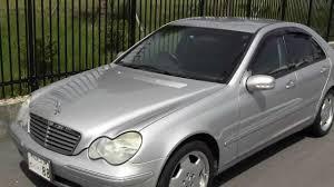 Smile JV] 2001 Mercedes Benz C200 Kompressor - YouTube
