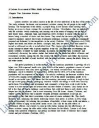 literature review proposal example   Proposal Template      SP ZOZ   ukowo