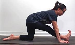 How to Do <b>Half</b> Splits Pose | DOYOUYOGA
