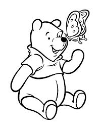 Coloriage Winnie Et Ses Amis L L L
