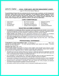 The resume here begins with the title headline of the job. Then...  compliance officer resume format Check more ...