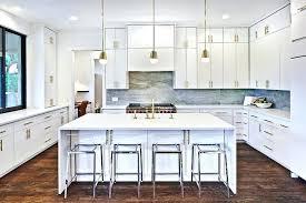 clear acrylic bar stools white and gold kitchen with vapor regard to renovation interior miles australia v14